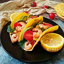 鲜虾Taco