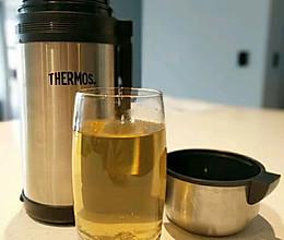 鹿茸养生茶的做法