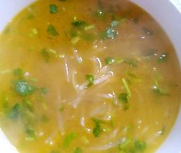 萝卜丝汤的做法