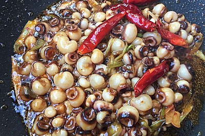 辣炒海灵菇