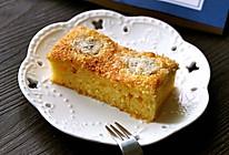 【柠檬香蕉重磅蛋糕】-COUSS E5出品的做法