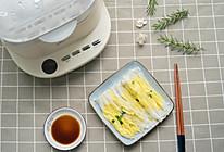 #小熊肠粉机食谱#  广式肠粉的做法