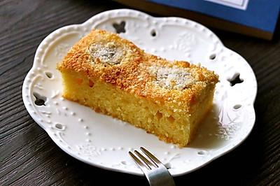 【柠檬香蕉重磅蛋糕】-COUSS E5出品