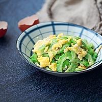 苦瓜炒鸡蛋#花10分钟,做一道菜!#的做法图解11