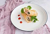 罗勒芝士牛肉卷的做法