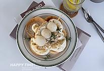 香甜松软的酸奶舒芙蕾松饼的做法
