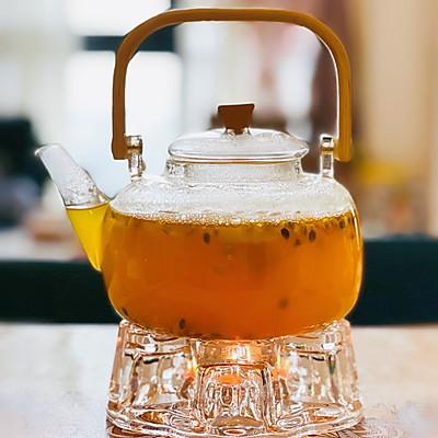 维C甜饮❤️百香果柠檬蜜茶