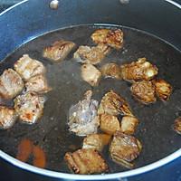 香菇莲藕炖排骨#金龙鱼外婆乡小榨菜籽油 最强家乡菜#的做法图解6