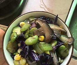 清炒杂蔬的做法