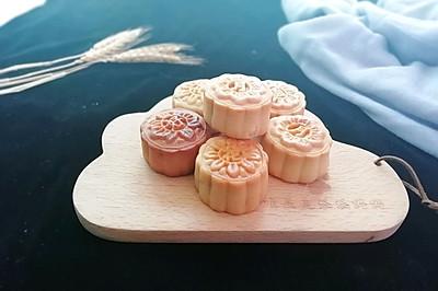 #秋天怎么吃#广式蛋黄莲蓉月饼