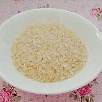 健脾养胃、清肠润燥--大小米红薯粥的做法图解1