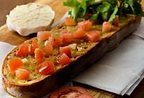 地中海风情裸麦面包片的做法