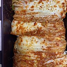 超级简单的家常韩国辣白菜(泡菜)