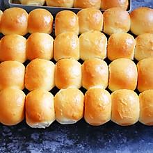 一次发酵淡奶油蜂蜜小面包❗65度汤种