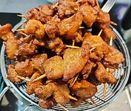 解馋小吃牙签肉-鸡胸肉和里脊肉版的做法