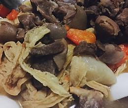 温补壮阳补肾羊肉汤的做法