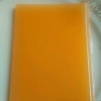 椰蓉胡萝卜冻和椰蓉紫甘蓝冻的做法图解5