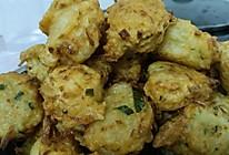 潮汕菜头丸,素丸子(白萝卜丸)家庭版的做法