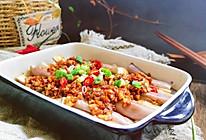 #全电厨王料理挑战赛热力开战!#蒜蓉蒸茄子的做法