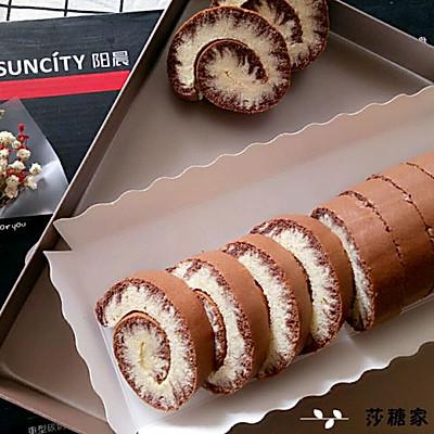 巧克力旋風蛋糕卷