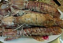白灼赖尿虾的做法