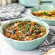 一锅两菜 豉汁蒸鸡腿+剁椒金针菇