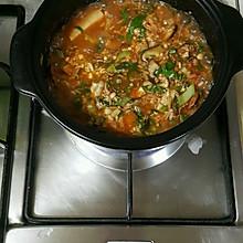 韩式焖豆腐
