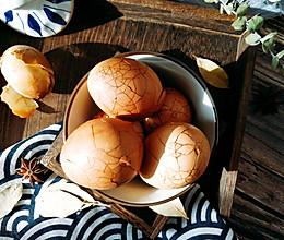 #好吃不上火# 五香茶叶蛋 (制作要点超详细)的做法