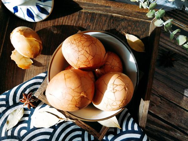 五香茶叶蛋 (制作要点超详细)的做法