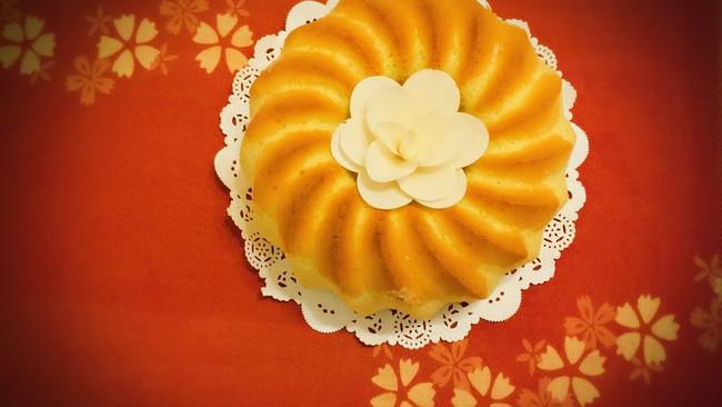 豆腐蛋糕(无油)的做法