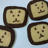 狮子饼干#松下多面美味#的做法图解13