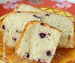 紫薯粒吐司面包# 松下烘焙魔法学院#的做法