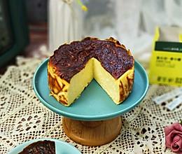 #爱乐甜夏日轻脂甜蜜#巴斯克蛋糕的做法