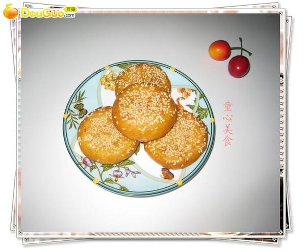 澳门美食:自制香煎豆沙饼的做法