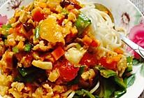 中式意大利肉酱面的做法