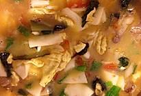 肥牛面片汤的做法