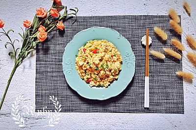 营养界的黄金搭档:鸡刨豆腐