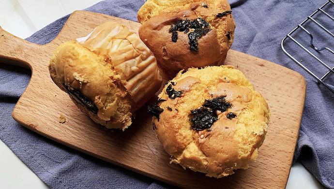 拉丝肉松蛋糕/拔丝蛋糕