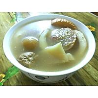 冬季椰子海参煲鸡汤
