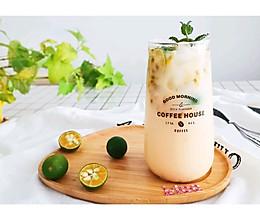 #夏日开胃餐#百香果养乐多-神仙饮品的做法