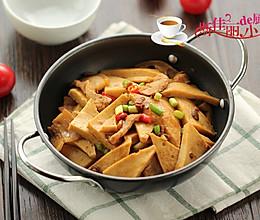 酱烧千叶豆腐的做法