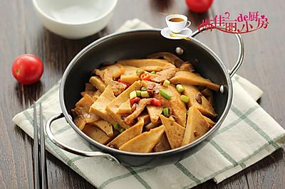 酱烧千叶豆腐