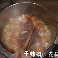 一锅好吃的「沸腾虾」改良版的做法图解8