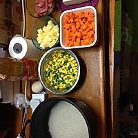 一个番茄电饭锅米饭的做法图解2