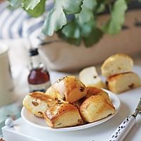 创意面包|葡萄干、碧根果优格小面包#硬核菜谱制作人#的做法图解10