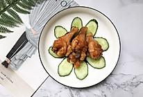 新奥尔良烤鸡翅根的做法
