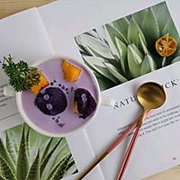 紫薯牛奶西米露的做法图解6
