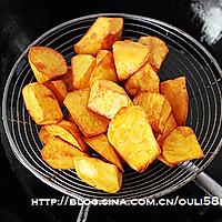 拔丝红薯的做法图解4