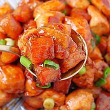 煎土豆炒鸡丁 ︱ 滑嫩又下饭