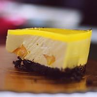 8寸芒果慕斯蛋糕的做法图解12